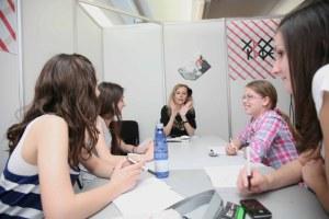 sajam 2012 radionica kreativnog pisanja tanja bakic